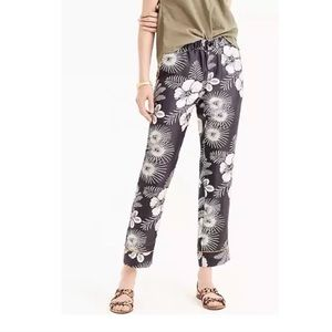 Jcrew collection Ludlow tropical easy pants